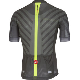 Castelli Aero Race 5.1 FZ Jersey Men forest gray